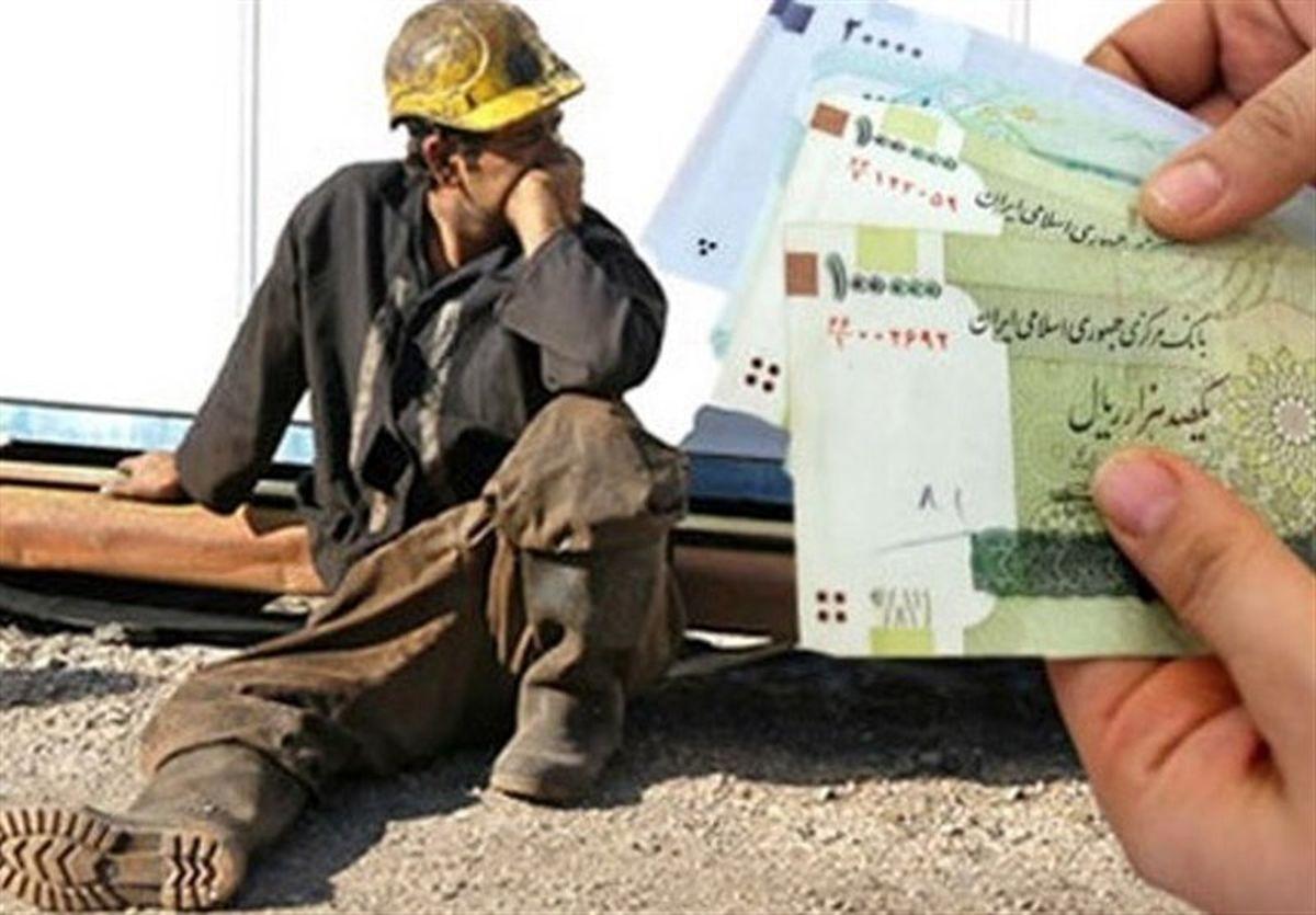 مزد توافقی بهانه جدید کارفرمایان/ پرداخت حقوق کمتر از حداقل قانون کار
