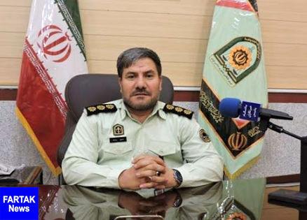 سارقان در دام پلیس کرمانشاه