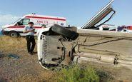 تصادف مرگبار در جاده کرج - چالوس