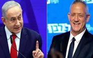 نتانیاهو و گانتس در رقابتی تنگاتنگ