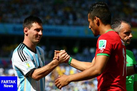 رضا قوچان نژاد؛ از گلزنی در جام جهانی و رویارویی با مسی