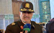 کشف یک هزار و 972 بطری الکل و دستکش احتکار شده در کرمانشاه/رد رشوه 200 میلون ریالی ماموران پلیس