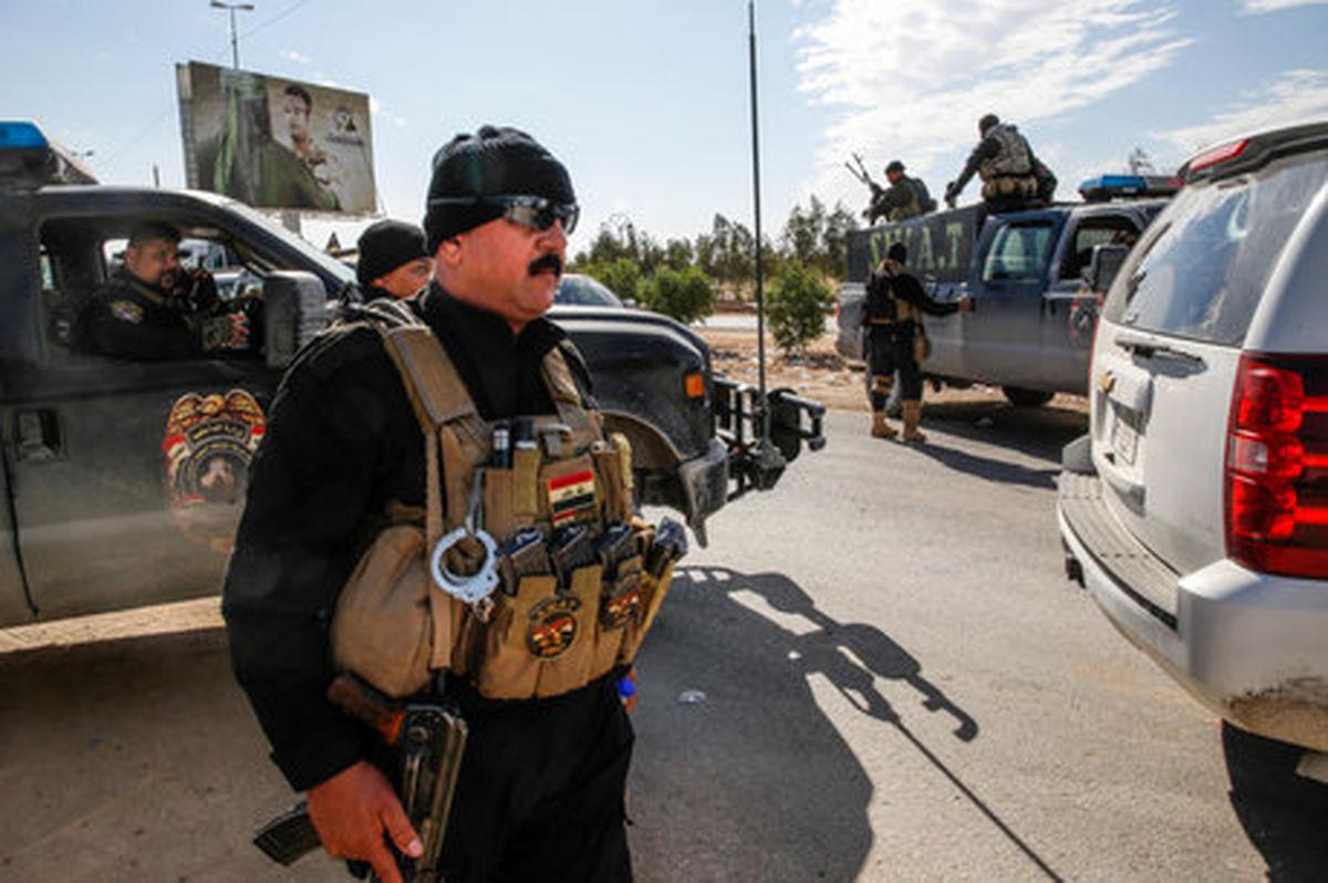 دستگیری اعضای یک باند تروریستی
