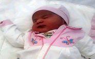 تولد نوزاد پنج کیلو و ۱۰۰ گرمی در یزد