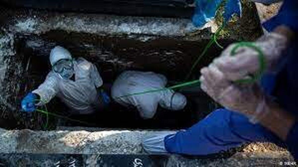 آخرین آمار فوتیهای کرونا در کرمانشاه