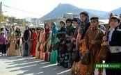 اختصاصی/ تصاویری دیدنی از مراسم آیینی جشن خاونکار در توتشامی شهرستان دالاهو