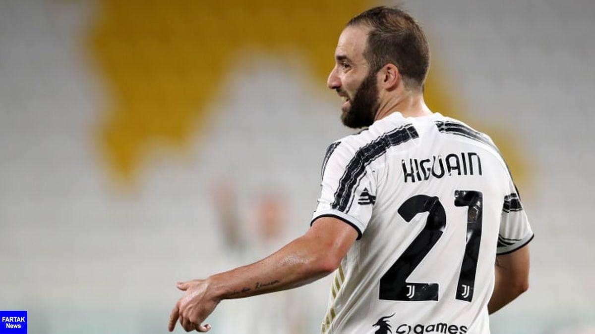 ایجنت ایگواین: گونزالو در ایتالیا بازی نخواهد کرد
