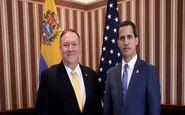 پامپئو با رهبر مخالفان ونزوئلا دیدار کرد