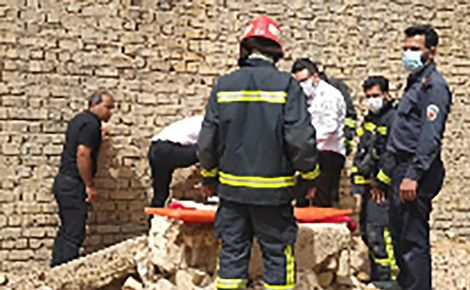 مرگ دلخراش نوجوان 15 ساله شیرازی/ او زنده زنده دفن شد!