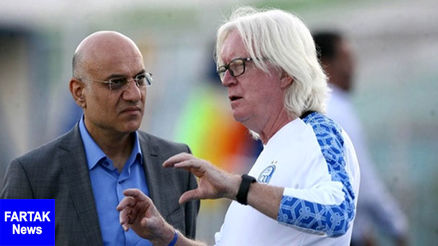 لیست نقلوانتقالاتی شفر در دستان فتحی؛ دو بازیکن جدا میشوند