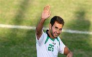 بازیکن دو رگه ایرانی-آمریکایی از یک اتفاق تاریخی خبر داد
