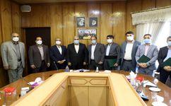 حکم انتصاب پنج شهردار از سوی استاندار کرمانشاه امضاء شد