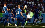 نیجریه2-ایسلند0 /آرژانتین به صعود امیدوار شد!