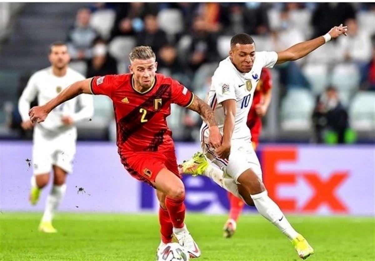 لیگ ملتهای اروپا| فرانسه با طوفان یک نیمهای، حریف اسپانیا در فینال شد