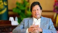 عمران خان از حمایت رهبر انقلاب اسلامی ایران از مسلمانان هند قدردانی کرد