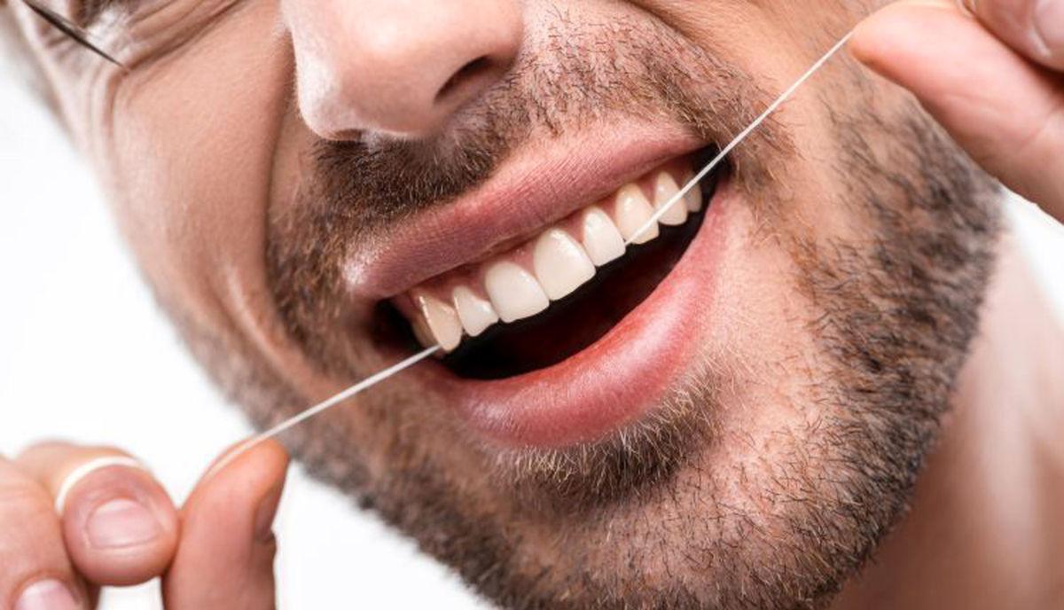 اگر از نخ دندان استفاده نکنیم چه می شود؟