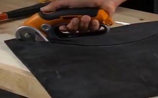 اختراع  قیچی برقی + فیلم