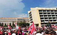 چهارمین روز اعتراضات لبنان