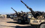 سرنگونی دو فروند پهپاد ترکیه توسط ارتش ملی لیبی