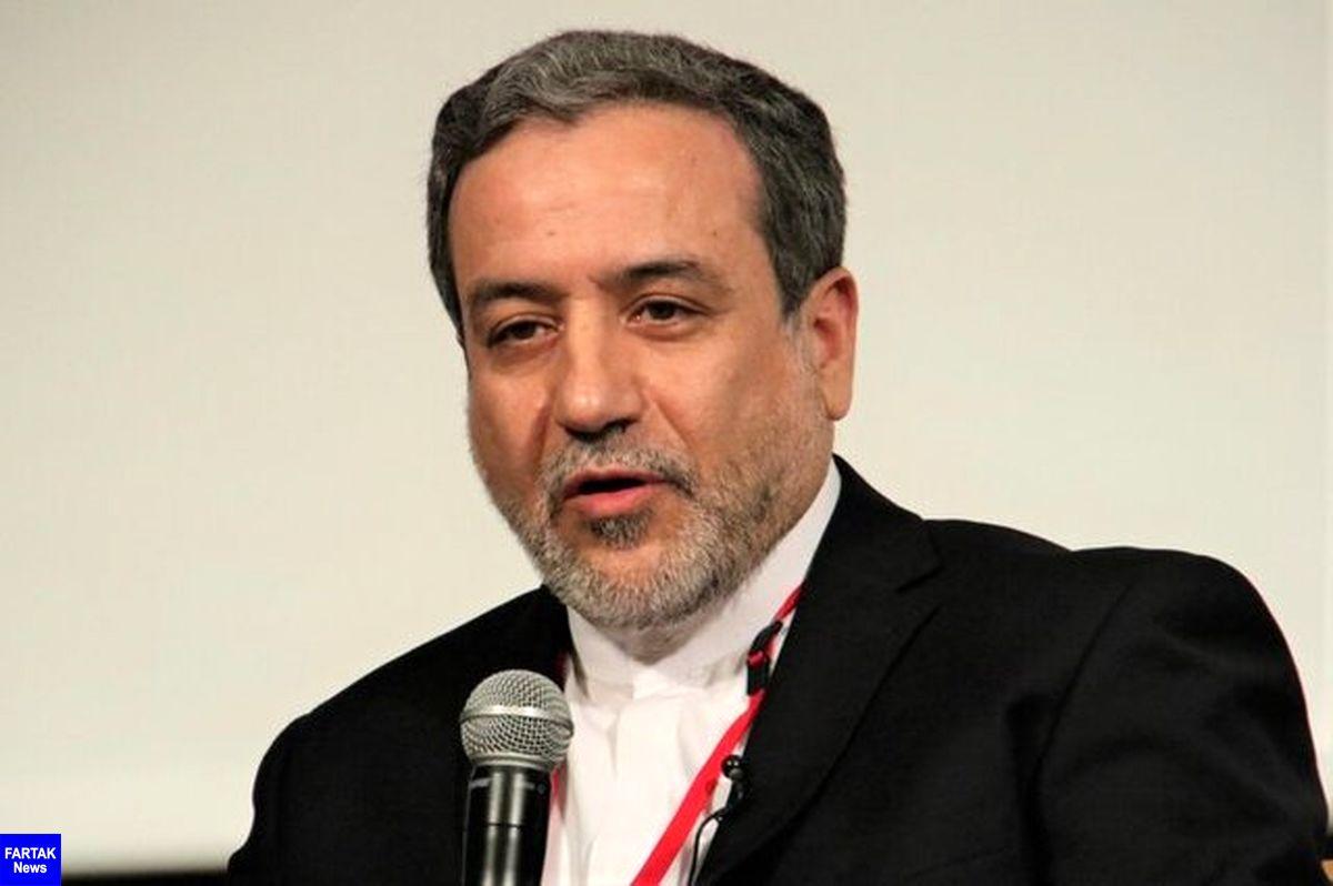 عراقچی: منتظر مشخص شدن نتایج رایزنیهای مسئول سیاست خارجی اتحادیه اروپا هستیم