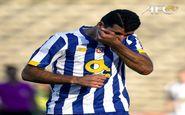 مهاجم ایرانی،بهترین لژیونر هفته فوتبال آسیا شد