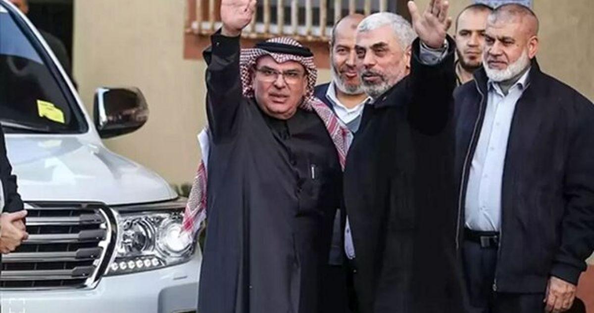 حماس و رژیم صهیونیستی برای آرامسازی اوضاع غزه به توافق رسیدند