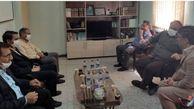 تجلیل از آزادگان آبفای استان کرمانشاه در جلسه شورای فرهنگی و دینی صنعت آب و برق استان