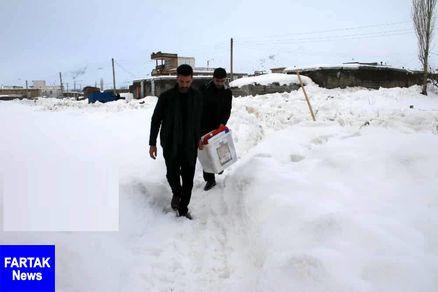 همه راههای اصلی و فرعی آذربایجانغربی باز است