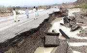 سیلاب پنج مسیر در جنوب سیستان و بلوچستان مسدود کرد