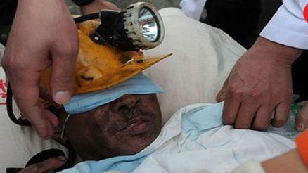 34 معدنچی زیر طلاها زنده به گور شدند!+عکس تلخ