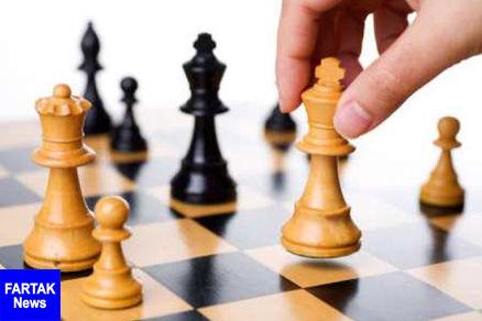 صدرنشینی فیروزجا در پایان دور پنجم رقابتهای شطرنج سریع جهان