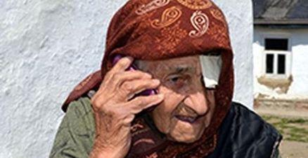 آیا این زن با حجاب مسن ترین انسان روی زمین است؟ + عکس