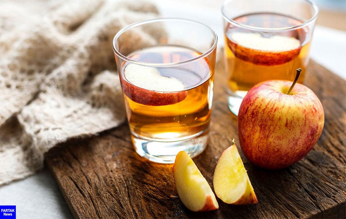 مهمترین خاصیتهای سرکه سیب برای زنان