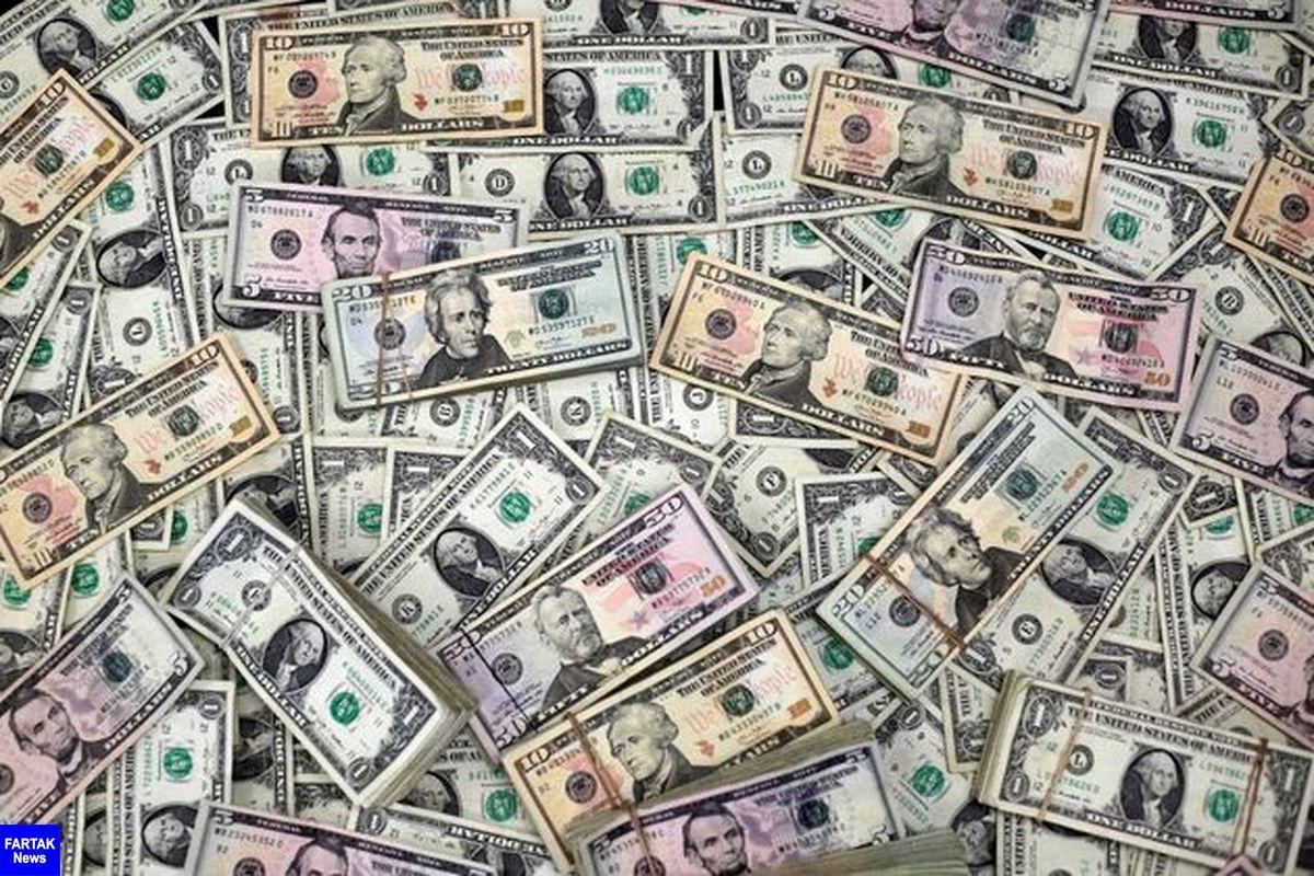 قیمت دلار ۲۱ تیر ماه۱۴۰۰