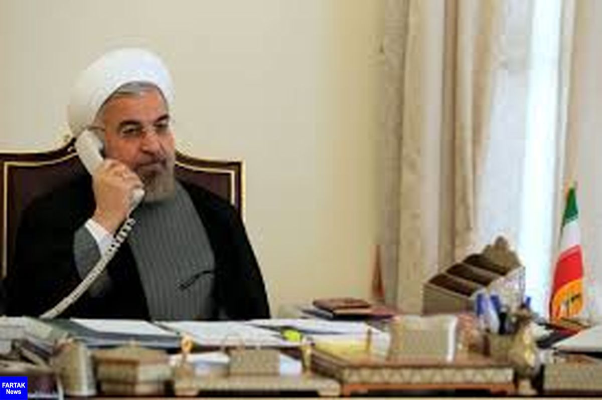 تاکید روحانی بر حل بحران قره باغ از طریق مذاکره