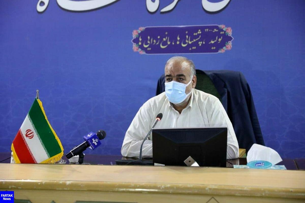 افزایش ۳۰ درصدی بیماران سرپایی کرونایی در کرمانشاه
