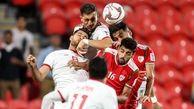 جام ملتهای آسیا 2019 آمار نیمه اول بازی ایران و عمان