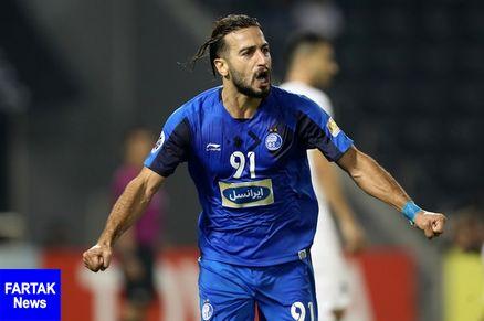 باقری برای مذاکره با مسئولان استقلال به باشگاه رفت