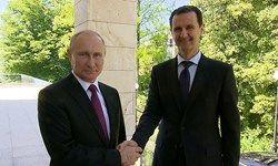 بشار اسد از آمادگی خود برای آغاز فرایند راه حل سیاسی در سوریه خبر داد