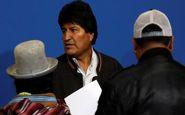 مورالس، بولیوی را به مقصد مکزیک ترک کرد