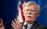انتقاد بولتون از سیاست خارجی ترامپ