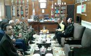 استقبال فرماندهی قرارگاه غرب ارتش از رکابزن جانباز + تصاویر