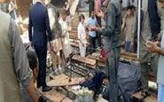 اولین تصاویر بعد از انفجار کابل، بیش از ۵۰ دانش آموز کشته و زخمی شدند + فیلم