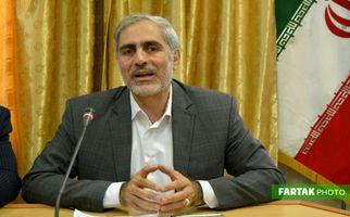 نشست اداری فضلالله رنجبر فرماندار کرمانشاه در پایان سال