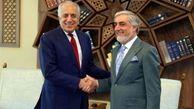 خلیل زاد: موضوع پنهانی در مذاکره آمریکا و طالبان وجود ندارد