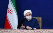 روحانی:بدون همکاری مردم در برابر این ویروس موفق نمیشویم