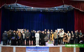 برگزاری عصر شعر و موسیقی بهار در تالار وحدت و تجلیل از روسای انجمنهای ادبی