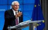 تأکید اتحادیه اروپا بر لزوم رفع تحریمها علیه ایران