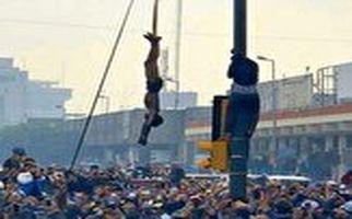 ماجرای آویزان کردن جوان عراقی از تیر چراغ برق چه بود؟