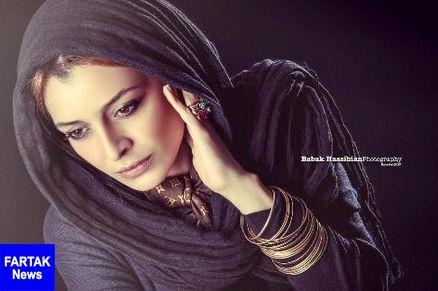 عکس های آتلیه ای جدید از چهره ساره بیات